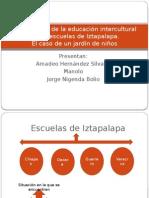 Escuelas de Iztapalapa