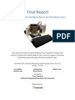 Final Report :