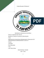 unidadeducativa-PROYECTO INFORMATICA