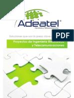 Catálogo Bosch y Cisco - ADEATEL 2015