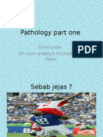 Pathology Part OneKBK