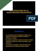 La Estructura de La Investigación Psicológica-2