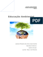 educacao ambiental
