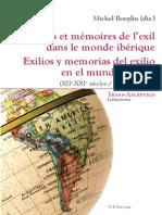 Músicos en la sombra. Historias desconocidas del exilio republicano español en México
