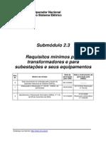 Submódulo ONS