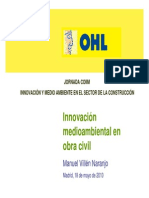 Obra Civil Sostenible