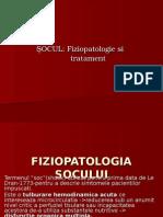 Socul _ Fiziopatologie Si Tratament