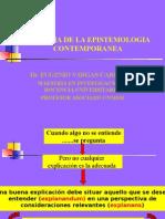 Historia de La Epistemología Contemporánea