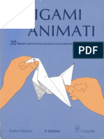 Franco Pavarin - Origami Animati