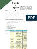 Química Orgánica basica