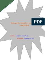 Sistema de Frenado y Estabilidad