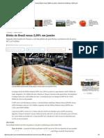 Dívida Do Brasil Recua 2,09% Em Janeiro _ Economia _ Notícias _ VEJA