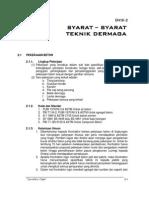 Spesifikasi Teknik Bangunan Pantai 2