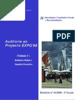 EXPO'98 - Auditoria Ao Auditoria Ao Expo98