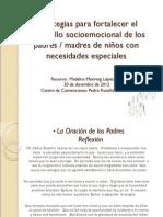 Estrategias Desarrollo Socioemocional (SSJ8-08)