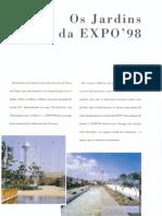EXPO'98 - Jardins