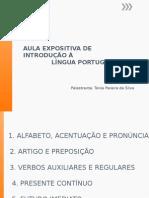 Iniciacao de Portugues