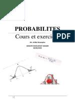 Cours Probabilité S1
