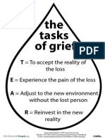 TEAR Model of Grief