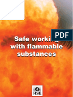 Flammable Substances