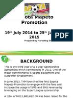 Sapota Mapeto Staff Presentation.ppt