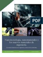 Nanotecnología y Nanomateriales Usados en Ingeniería