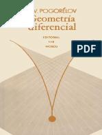 Geometría Diferencial