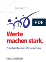 Werte Machen Stark Handbuch