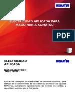 Electricidad Aplicada Komatsu.