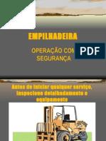 Empilhadeiras Jarbas Barros