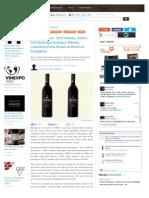 Wine India Website