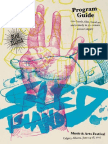Sled Island 2015 Official Program Guide - Published by BeatRoute Magazine