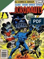 The Micronauts 1 Vol 1