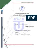 organismos internacionales - curso de gestion  de negocios