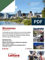 Parque Da Leitura -Blumenau SC