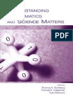 Understanding.mathematics.and.Science.matters.(2005)