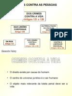 Crimes Contra Vida