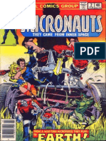 The Micronauts 2 Vol 1