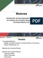 Motores DC y AC