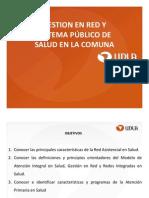 Sistema Público de Salud en La Comuna Diap
