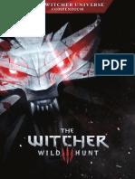 The Witcher 3 Universe Compendium