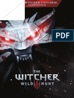 The Witcher 3 Universe Compendium