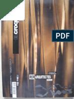El Croquis iii RCR Arquitectes 1999-2003