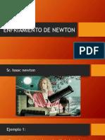 Trabajo de Enfriamiento de Newton Kenji 2015