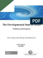Report101 Dev State