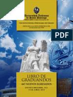 UASD - Libro de Graduandos 2012