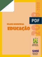 Plano Municipal de Educação - Ponta Grossa