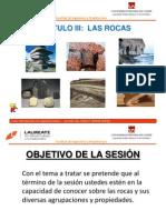 3º Clase - Las Rocas