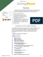 __.. SwingBean Framework .Simples
