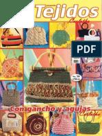 Revista de Tejidos. MADEJAS Y AGUJAS